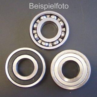 K6205 - 25x52x15 - Kunststofflager mit Glaskugeln