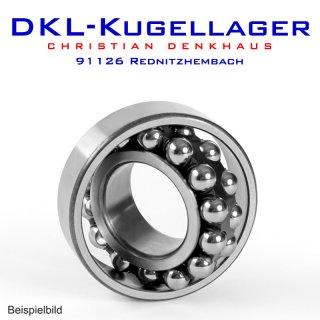 2204-2RS - 20x47x18 - Pendelkugellager zylindrisch