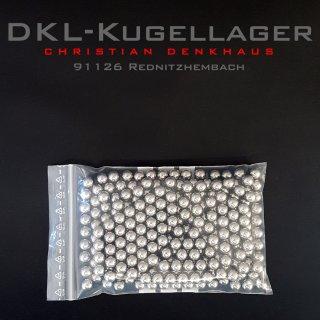 Stahlkugel 3mm NIRO (1.4034) - Inhalt 200 Stück